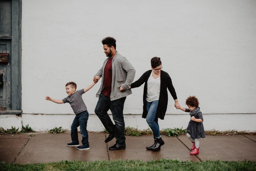 família como um sistema