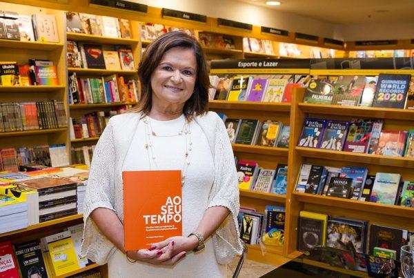magda geyer ehlers publica seu primeiro livro