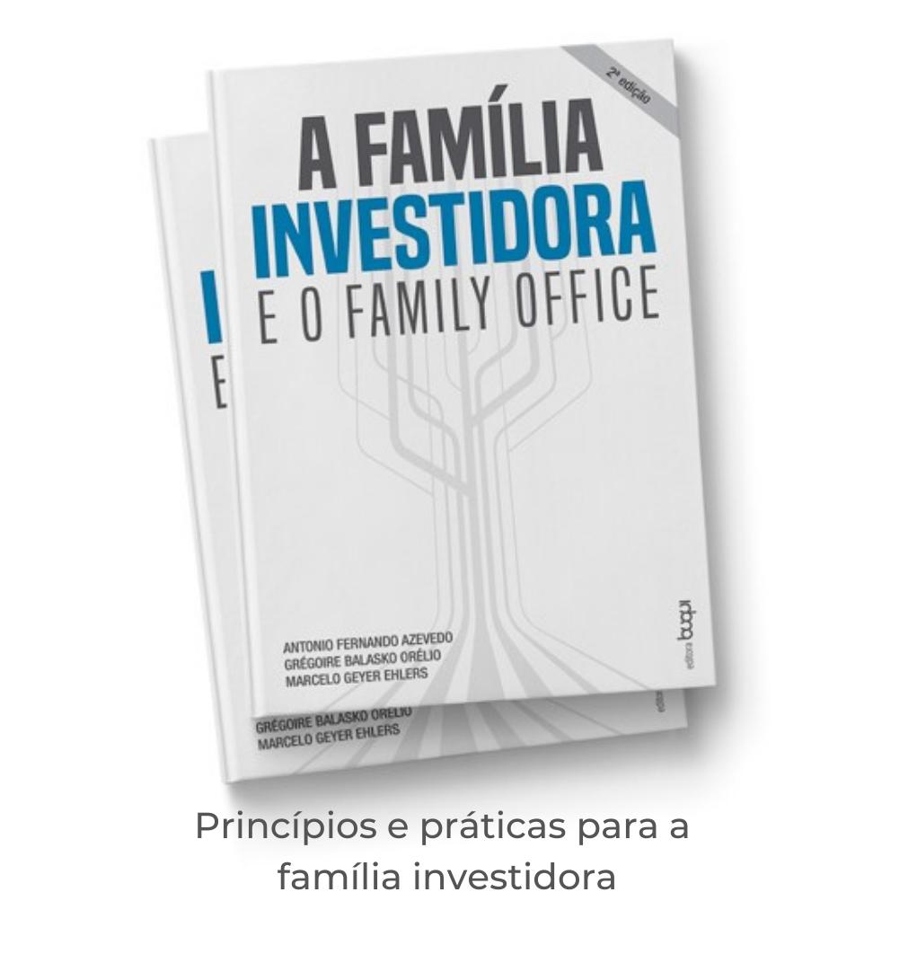family office livro